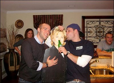 Jon-Favreau-Hillary-Clinton-PHOTO