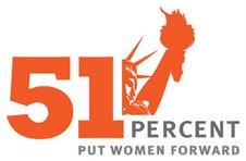 51 percent sarah logo